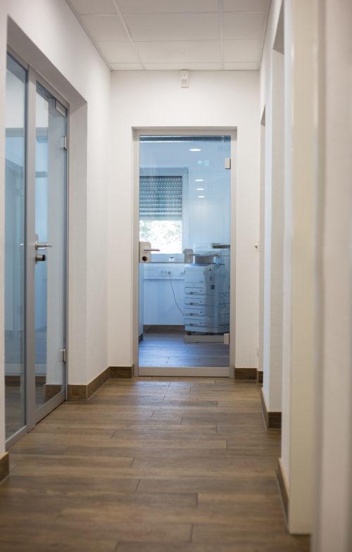 Büro Helmut Westarp Standort Römerstraße - Ökosort