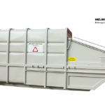 10 m³ Presscontainer