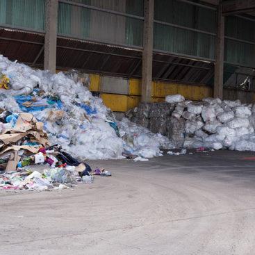 Kunststoffabfall