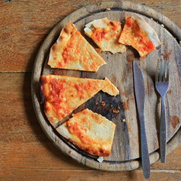 Lebensmittelabfall / Speisereste
